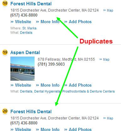 duplicate-iyp-listings