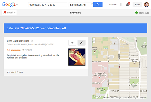GoogleLocal-Business-Search
