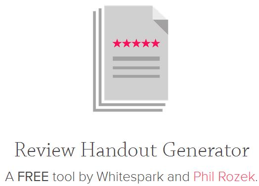 review-handout-generator