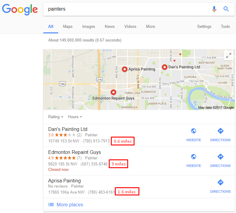Proximity to Searcher Best SEO Company in Los Angeles Best Search Engine Marketing Company Los Angeles EggheadSEO Google First Page Ranking Rank your website first page of google The Proven Method to Ranking on the First Page of Google How to completely dominate Google's first page